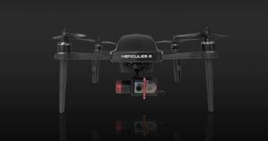 Drone Volt Hercules 2 Drohne