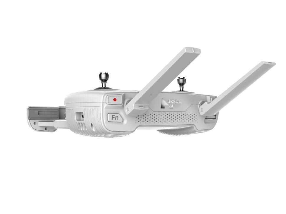 Hubsan Zino 2 Controller Rückseite