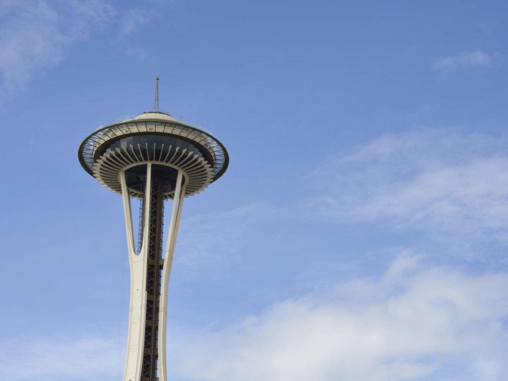 Die Space Needle in Seattle