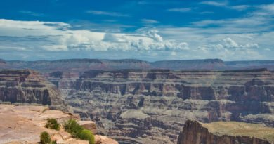 Ein Blick auf den Grand Canyon