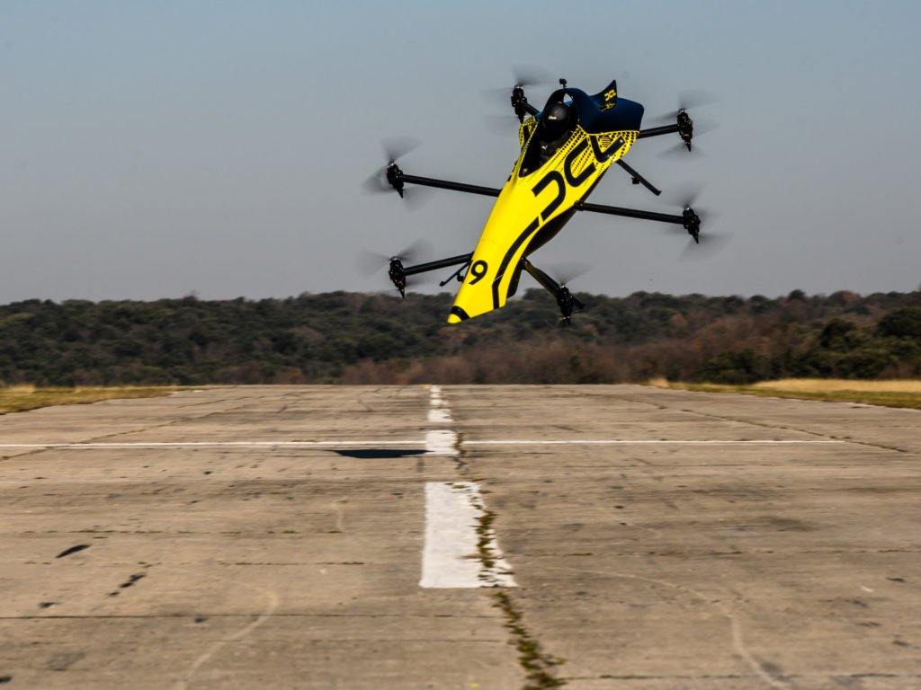 DCL Big Drone Manned Aerobatic Drone Drone