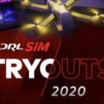 Drone Racing League startet 2020 DRL SIM Tryouts