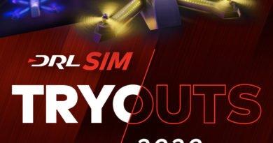 DRL SIM Tryouts 2020