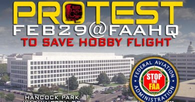 HELP SAVE OUR HOBBY Banner