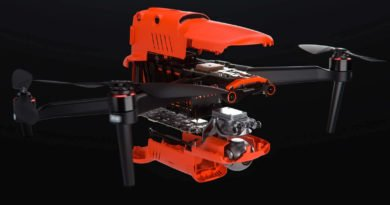 Autel Robotics EVO 2 Drohne - Explosionszeichnung