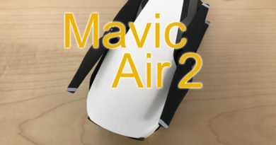 DJI Mavic Air 2 Leak