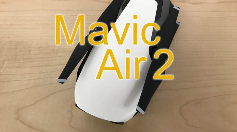 DJI Mavic Air 2 Leak