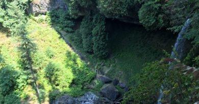 Drohnen helfen entlegende Orte zu entdecken