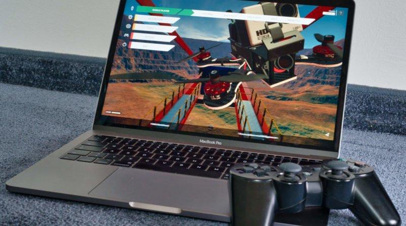 Liftoff auf Mac mit PS3 Controller zocken