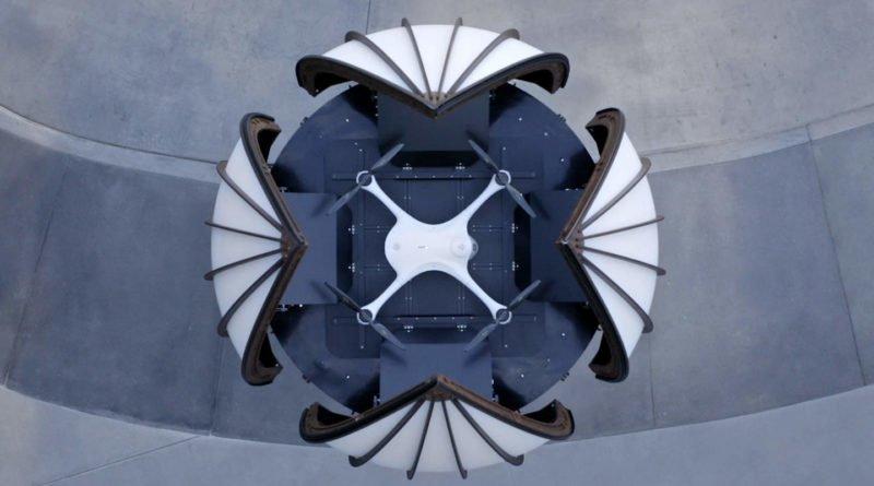 Matternet New Drone Station