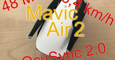 DJI Mavic Air 2 Leaked Details