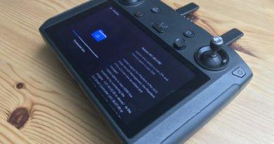 DJI Smart Controller v01.00.0700 verfügbar