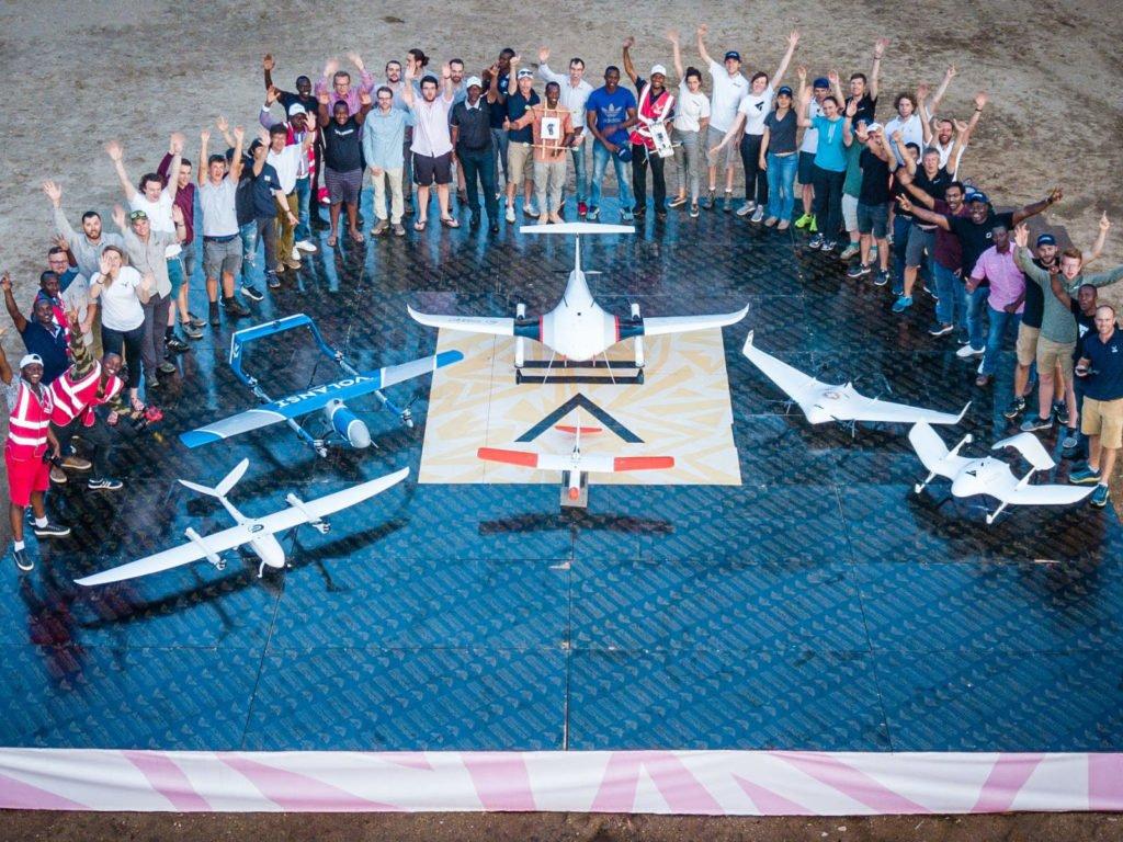 African Drone Forum Lake Kivu Challenge