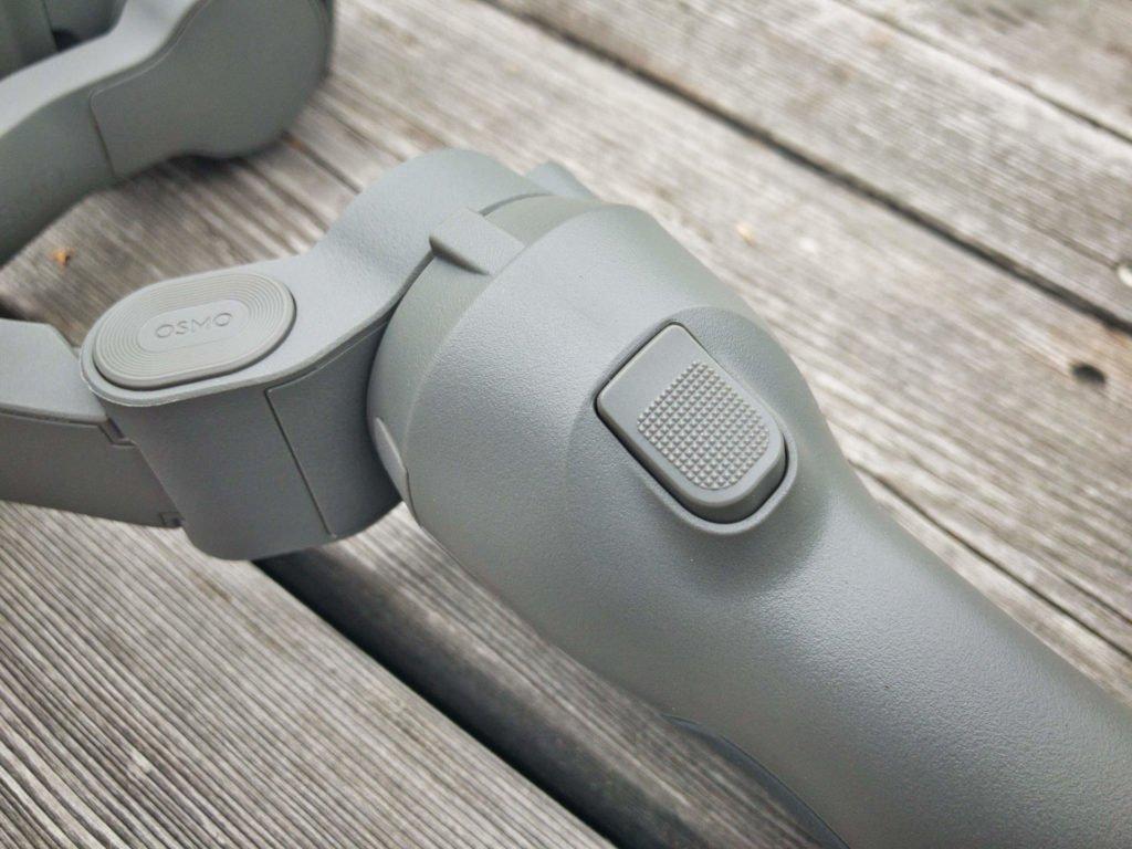 DJI Osmo Mobile 3 Gimbal - Trigger