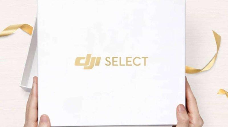 DJI Select Logo Teaser