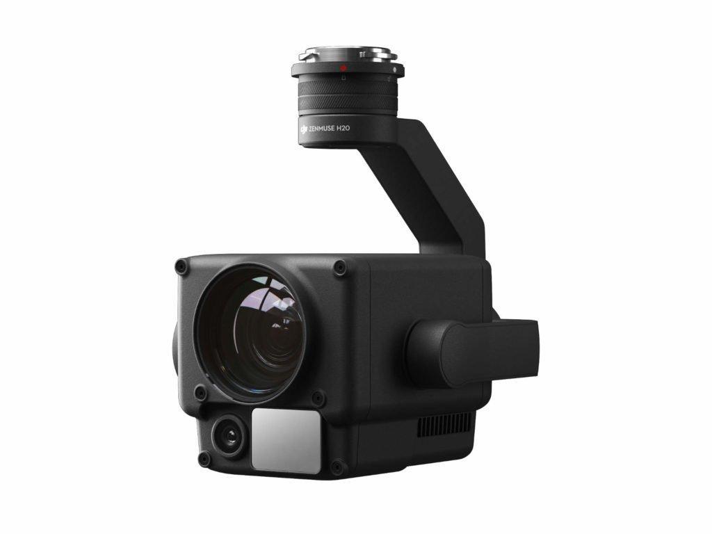 DJI Zenmuse H20 Hybrid-Kamera
