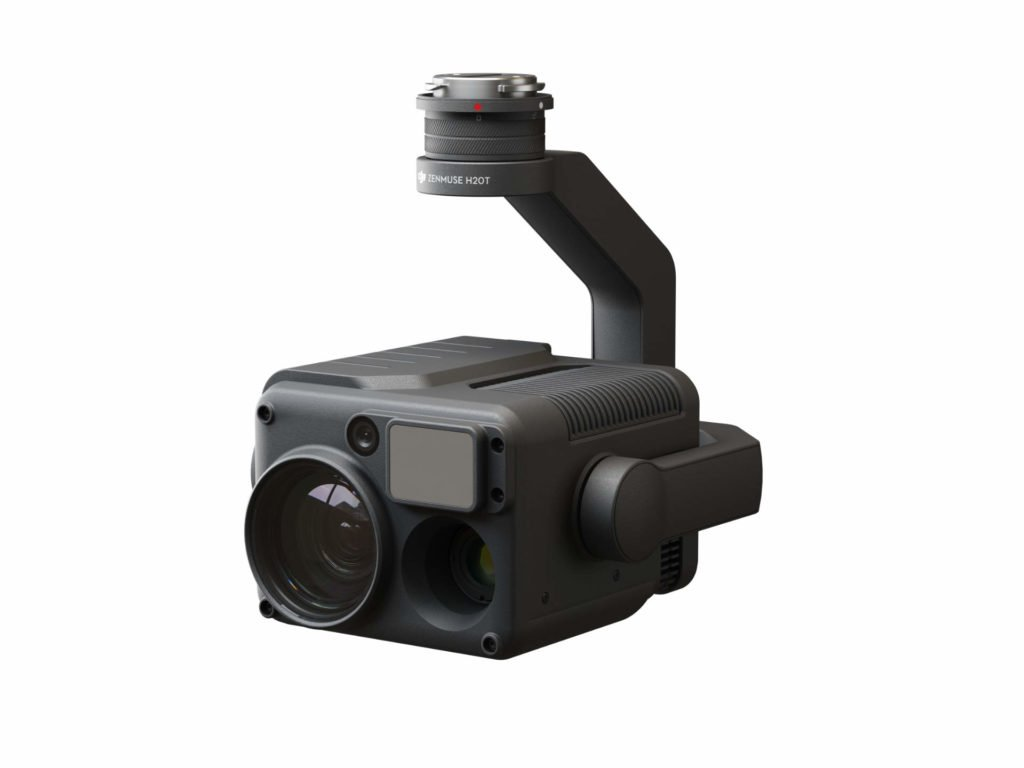 DJI Zenmuse H20T Hybridkamera