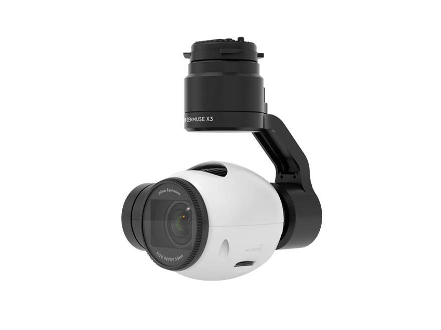 DJI Zenmuse X3 Kamera