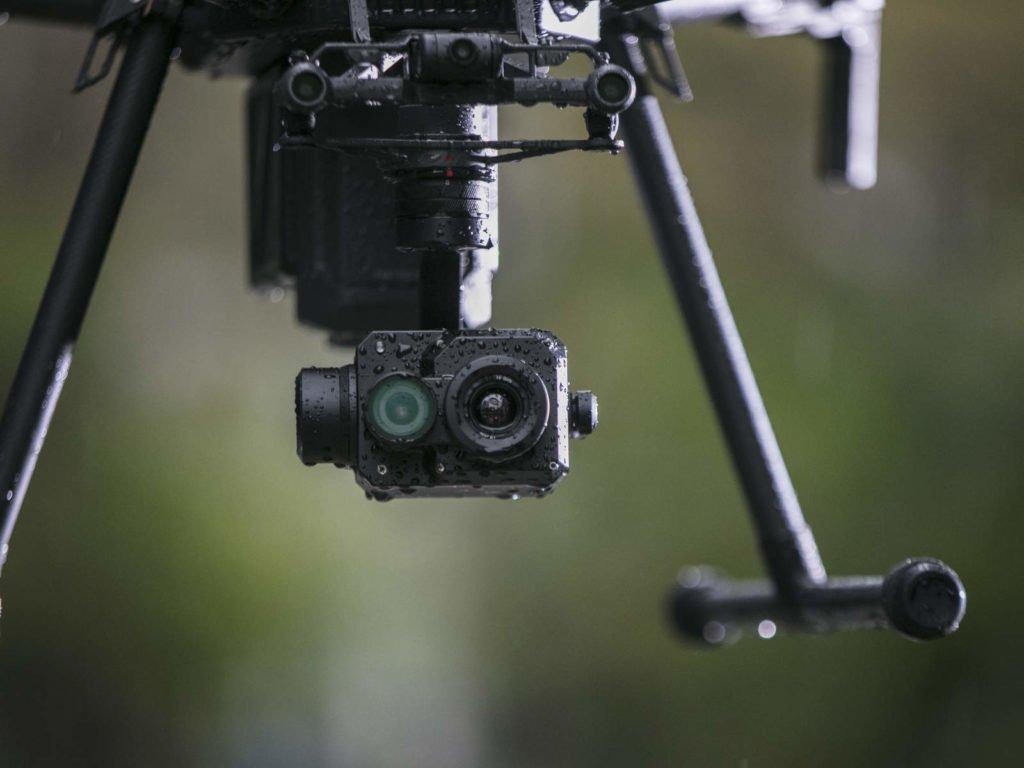 DJI Zenmuse XT2 Hybrid-Kamera
