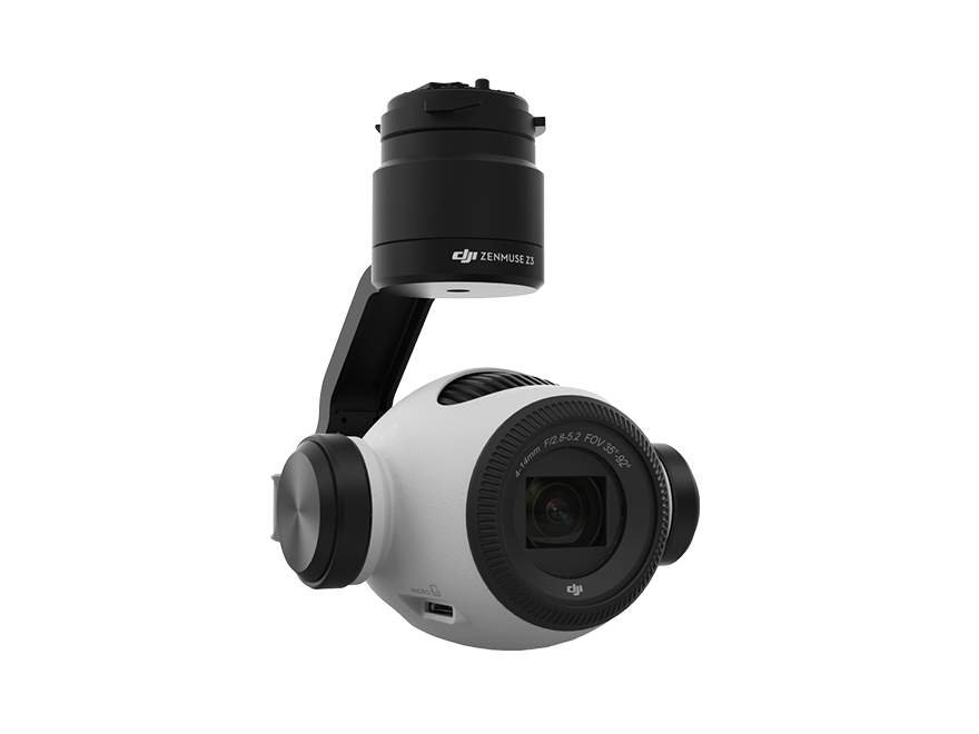 DJI Zenmuse Z3 Kamera