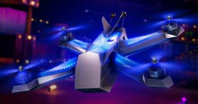 DRL Sim Racer im Flug