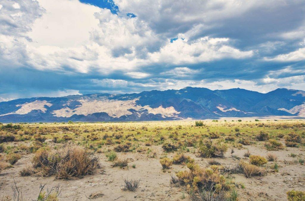 Death Valley in den USA
