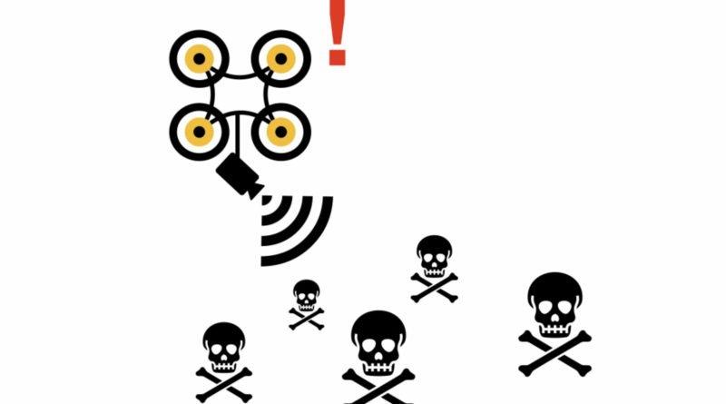 Drohnen spüren Landminen auf