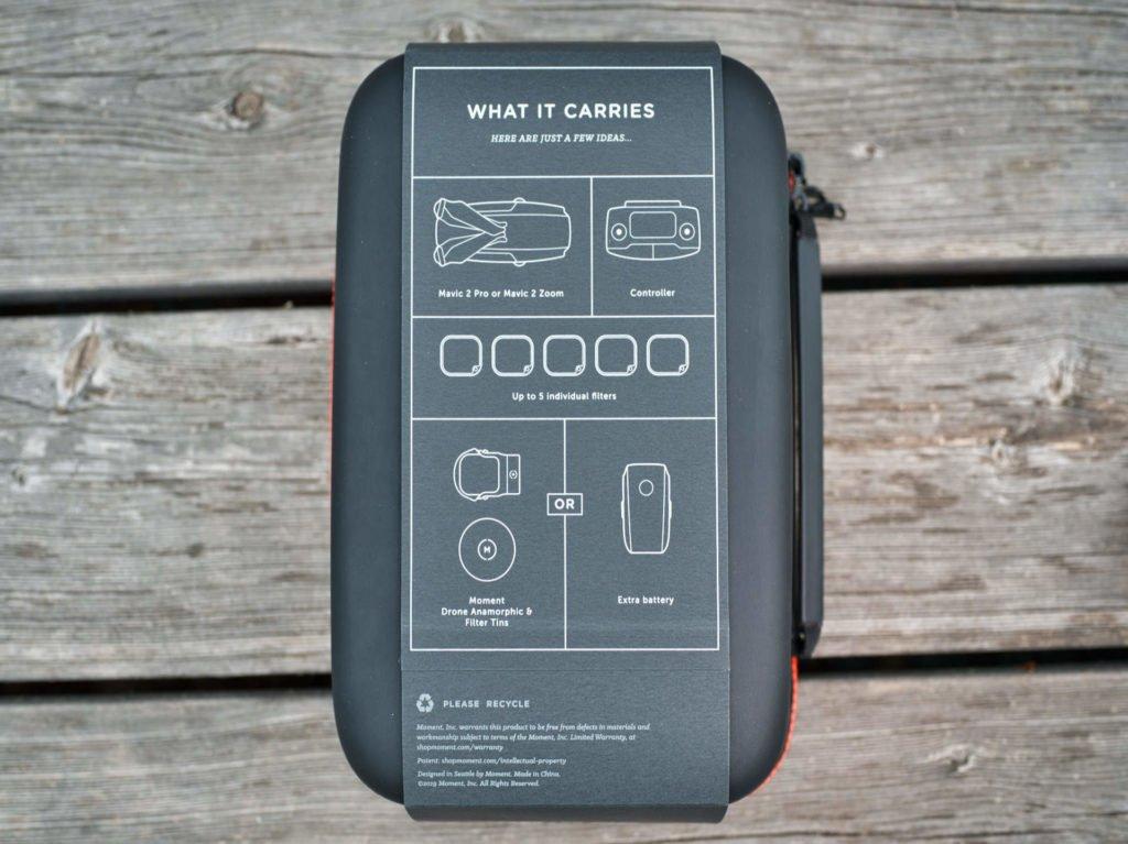 Drone Carrying Case - Platzangebor für Mavic 2