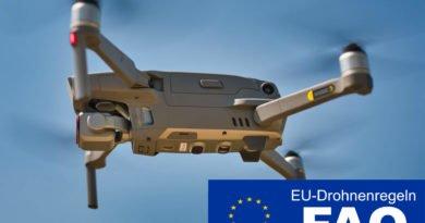 EU-Drohnenregel Teaser