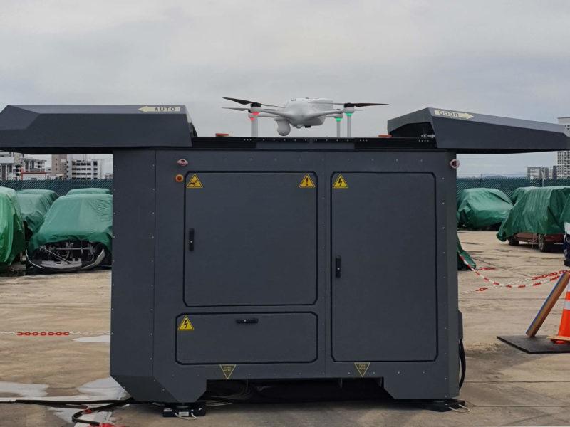 Singapore Police nutzt autonome Drohnen zur Überwachung