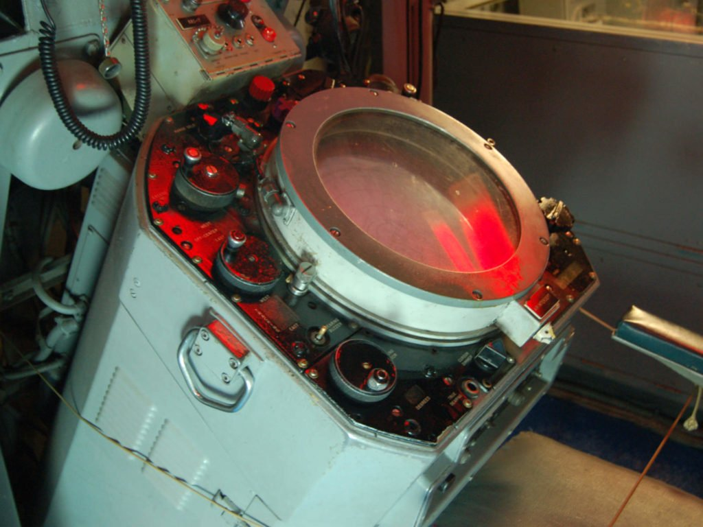 Militärischers Radar