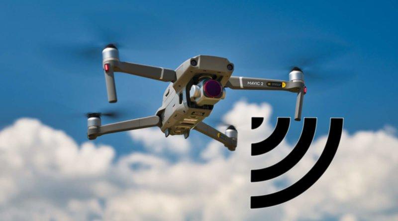 Remote ID - Mavic 2 Pro Drohne