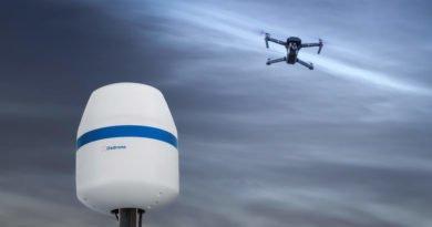 DeDrone RF-160 Drohnen Sensor