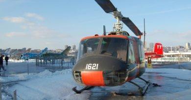 Foto von einem Helikopter