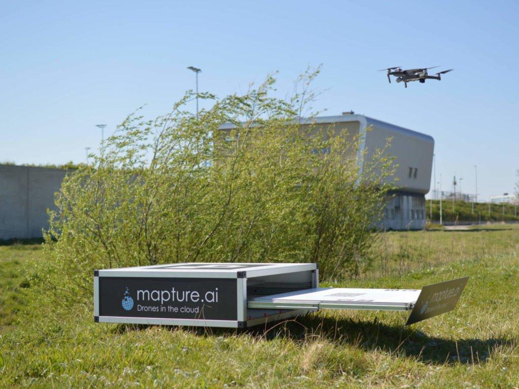 Mapture.ai Drone Box
