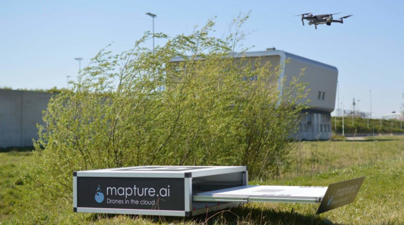 Mapture.ai Drone Box