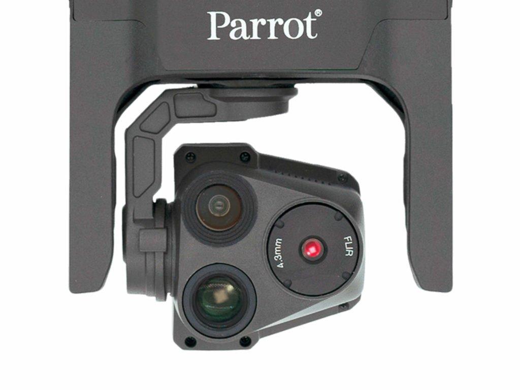 Parrot ANAFI USA Triple Kamera