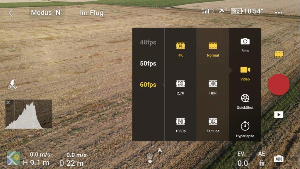 DJI Fly ist die neuste Plattform im Bunde von DJIs Drohnen Apps.