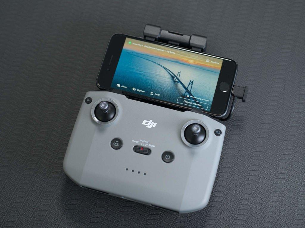 Controller mit iPhone 8