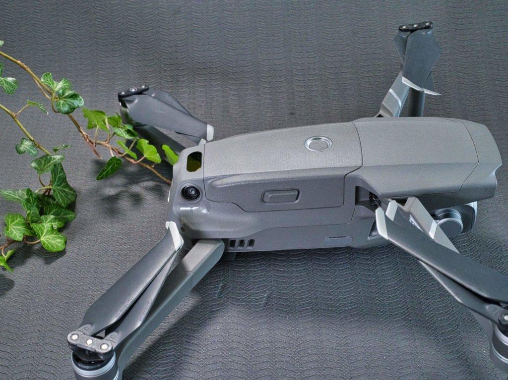Seitliche Sensoren der Mavic 2 Drohne
