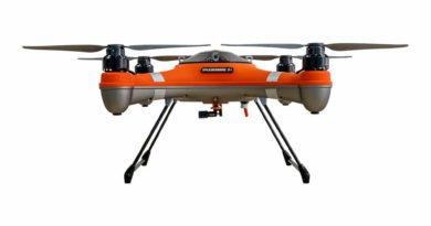 SplashDrone 3 mit TrollSafe für das Drohnen-Angeln