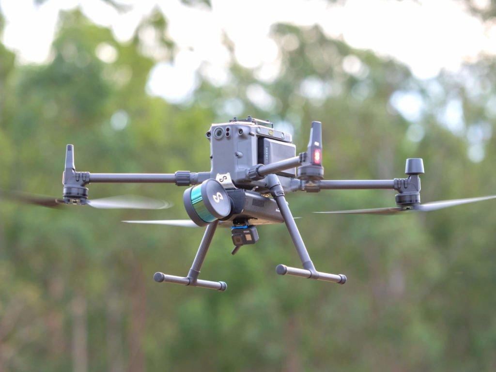 Emesent Hovermap AL2 Matrice 300 Drohne