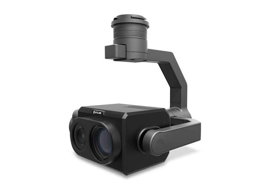 FLIR VUE TZ20 Dual Wärmebildkamera für Matrice 200 V2 und 300 RTK Drohnen