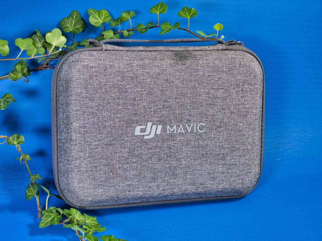 Mavic Mini Hardcase aus dem Fly More Combo