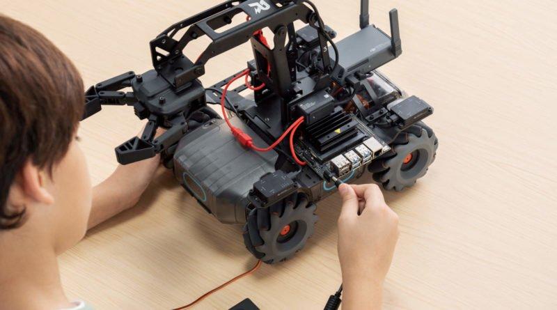 RoboMaster EP Core im Einsatz