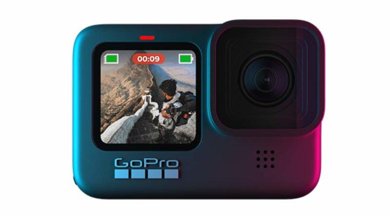 GoPro Hero 9 Black Kamera