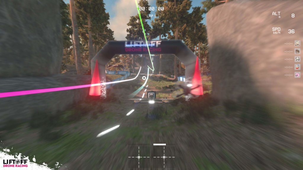 Liftoff Drone Racing Multiplayer Screenshot