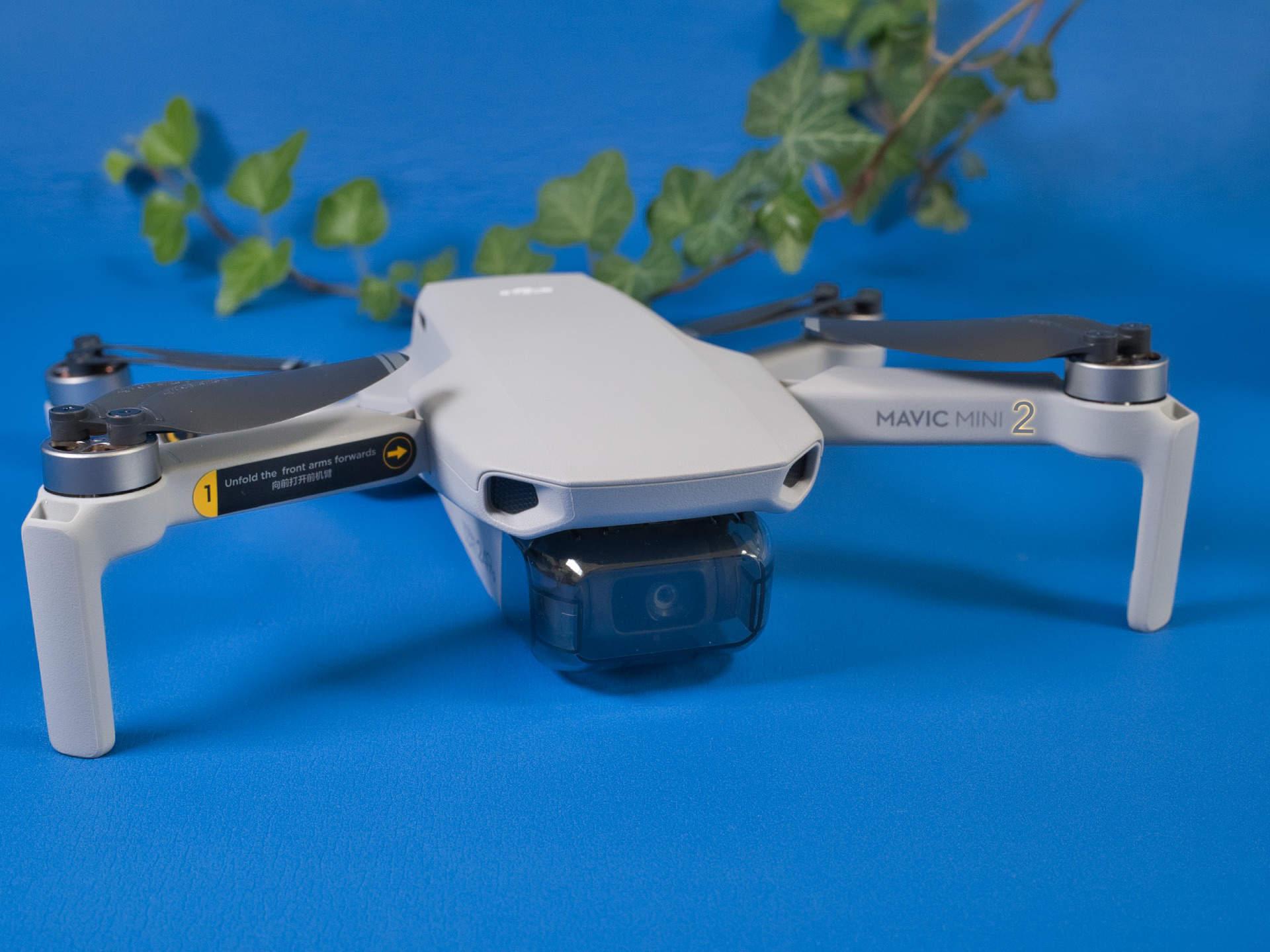 Mavic Mini 2 Drohne Mockup