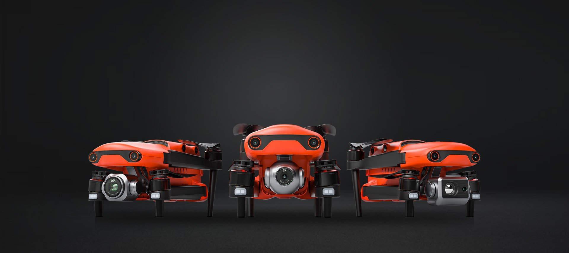 Autel Robotics EVO 2 Drohnenserie