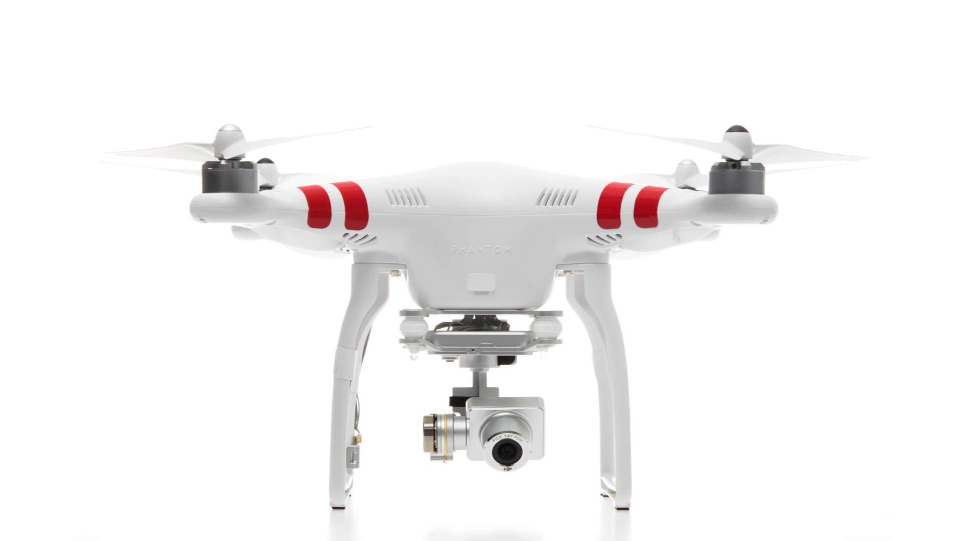 DJI Phantom 2 Vision+ Drohne
